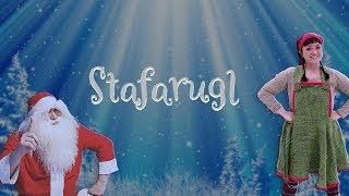 Gambar cover 11. Desember 2019 - Stafarugl- Jóladagatal Hurðaskellis og Skjóðu