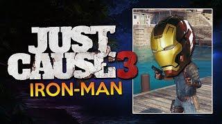 Just Cause 3 - IRON MAN WANNABE !! - Momen Lucu JC3