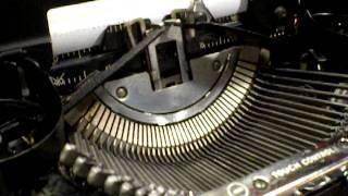 How to fix sticky typewriter keys --- Curtisz Typewriters