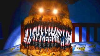 Nightmare FredBear Sings Break My Mind (By:DAGames)