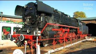 Eisenbahn 2012 3-5 Dampfloks - Steam Trains - Züge