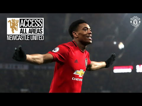 Access All Areas | Manchester United 4-1 Newcastle United | Premier League