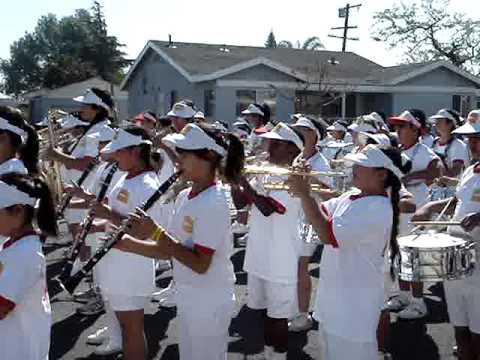 Animal Cracker Band, Pat Nixon Elementary School in Cerritos CA