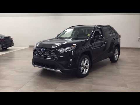 2019 Toyota RAV4 Limited Hybrid Review
