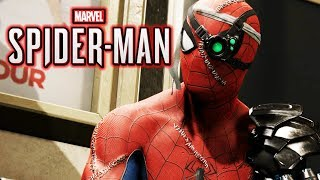 Spider-Man PS4 - Live 100%