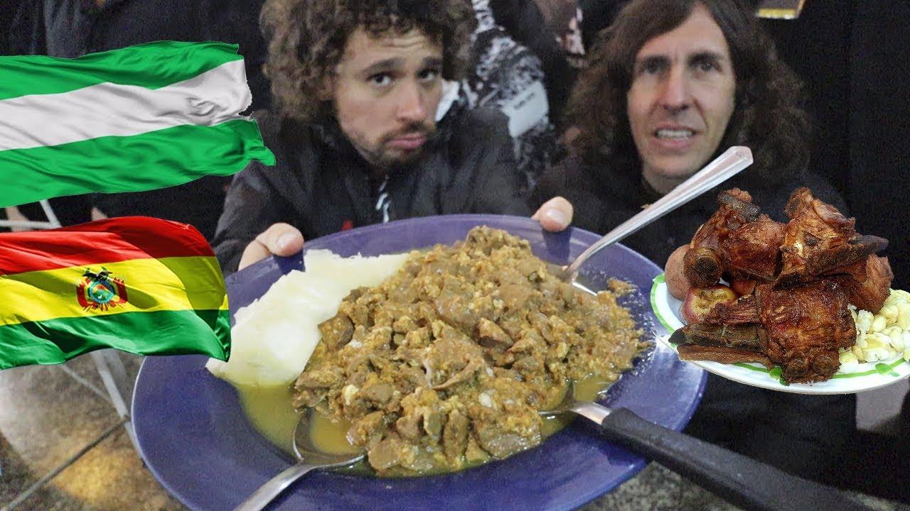 La ciudad donde MÁS he comido: Santa Cruz, Bolivia