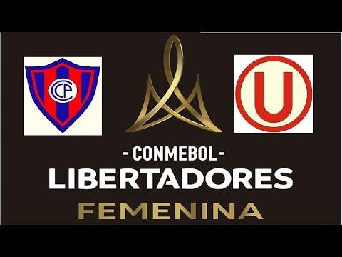 cerro porteño vs  Universitario de Deportes FEMENINO