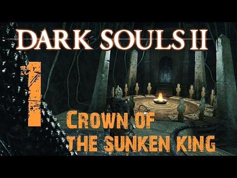Шульва, священный город.Первый Костер[Dark Souls 2.Crown of the sunken king #1]
