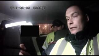 Погоня за нетрезвым 'бесправным' водителем в Сыктывкаре