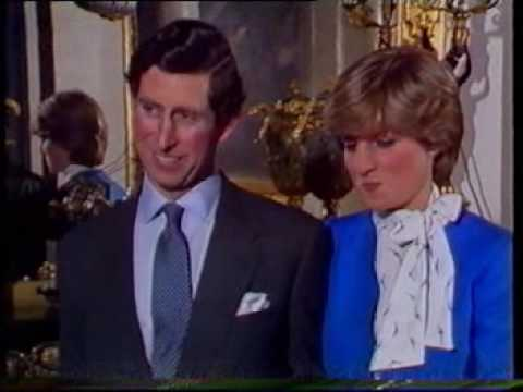 Princess Diana Tribute & Biography 31/8/97 Part 1 Of 6 - Early Years & Engagement To Prince Charles