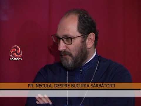 Dialog cu pr. Constantin Necula...