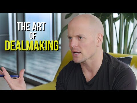 """How to Negotiate (or, """"The Art of Dealmaking"""") 