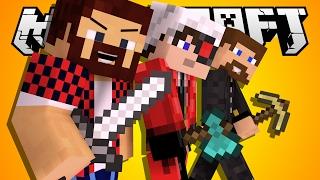 ОБРУШИЛИСЬ НА ВРАГОВ - Minecraft Bed Wars (Mini-Game)