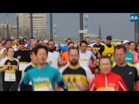 Der Deutsche Post Marathon Bonn 2016