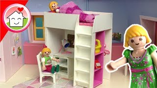 Playmobil Kinderzimmer IKEA Hochbett DIY - Pimp my PLAYMOBIL - Familie Hauser