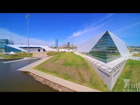 Oklahoma City Drone Footage