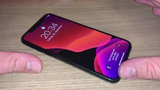 How to perform Apple iPhone 11 Pro hard reset rebooting the System at fail function DIY