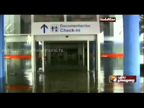 Hurricane Manuel Hits Mexico Travel Video