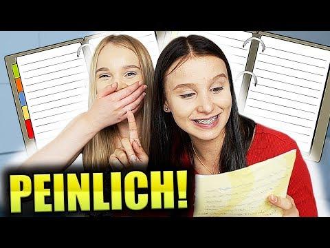 Das TAGEBUCH meiner SCHWESTER  ! (Jungs , Beziehungen ... )  - Celina