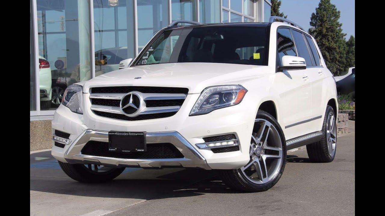 2015 Mercedes Benz Glk 350 For Sale Mercedes Benz Kamloops
