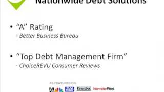 Nationwide Debt Solutions