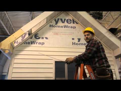 Vinyl Siding Part 6 Gable End Siding Youtube