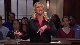 Judge Faith - Mr. Snowman | Landlord Cat-Fight (Season 2: Full Episode #27)
