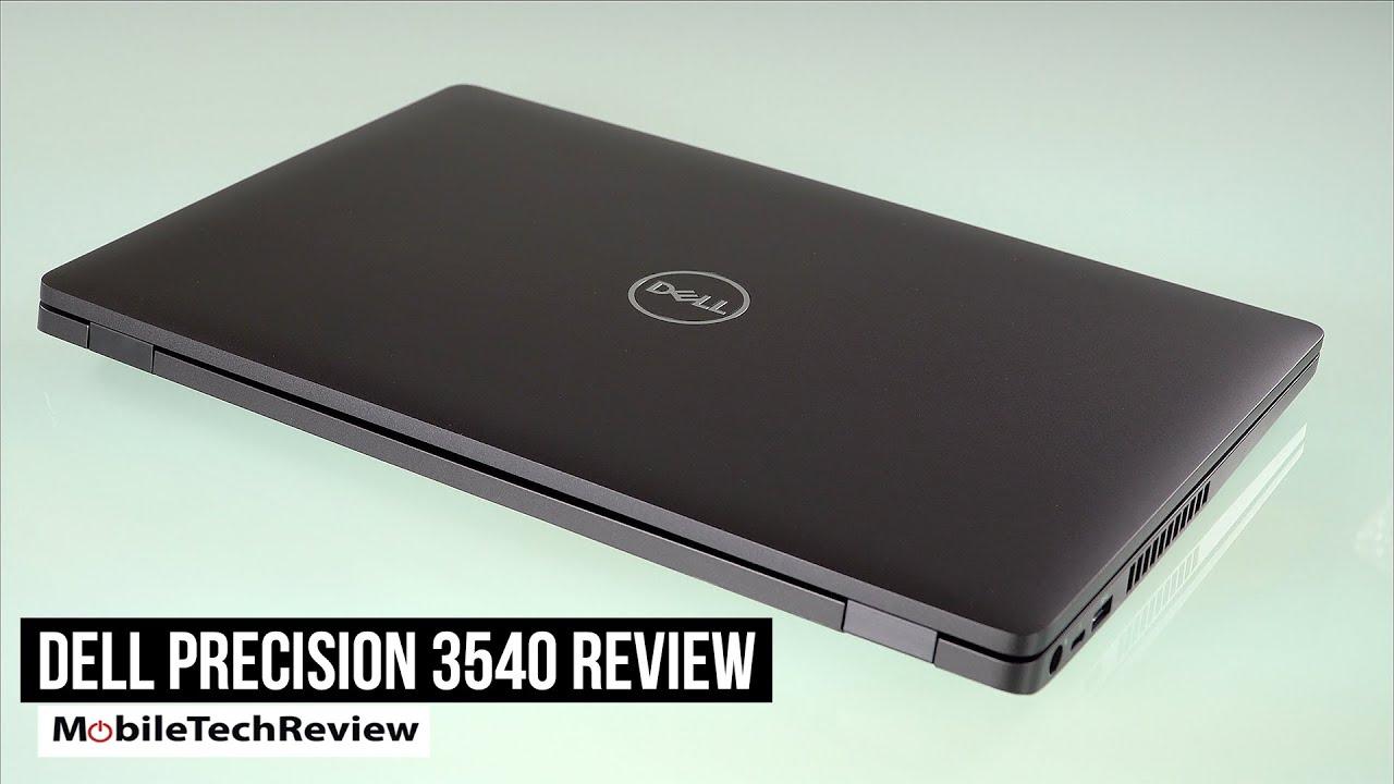 Dell Precision 3540 Review - YouTube