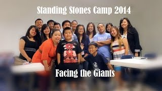 [HD] Standing Stones Camp 2014: Facing the Giants