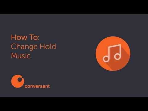 How to Change Hold Music