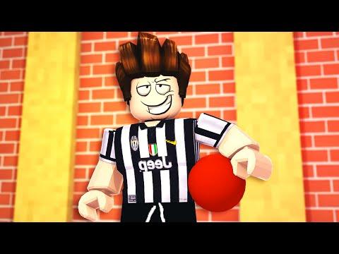 SONO CRISTIANO RONALDO DEL DODGEBALL!! - Roblox: Dodgeball