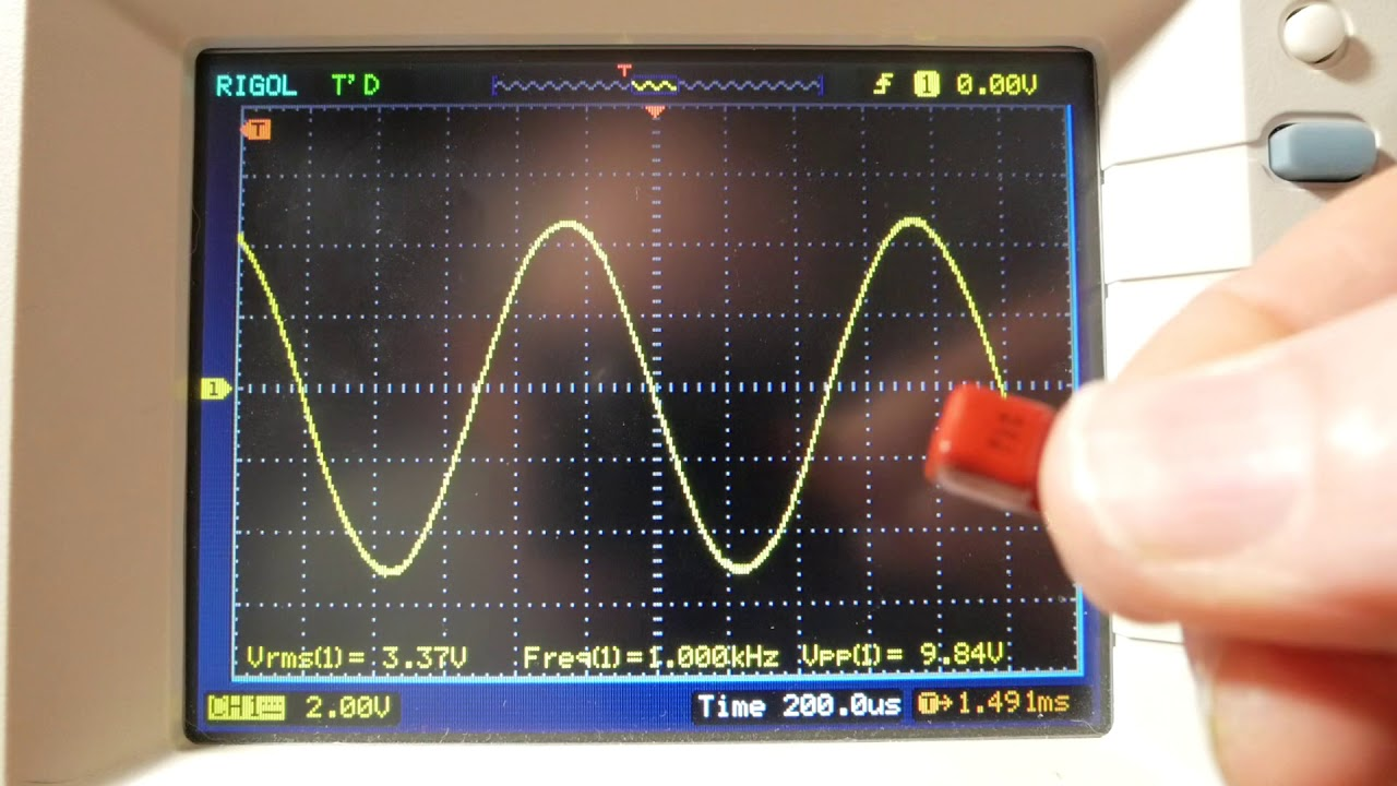 Discrete Audio Amplifier Project Pt81 Ef Output Stage Test Youtube Listen Better T Use Ic Lm1875 Currentmode Circuit