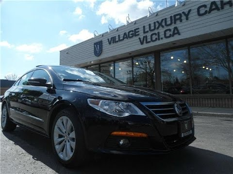 2010 Volkswagen Passat in review - Village Luxury Cars Toronto