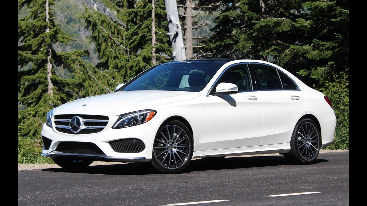 Mercedes Benz Rims >> 2015 Mercedes C300 - One Take - YouTube