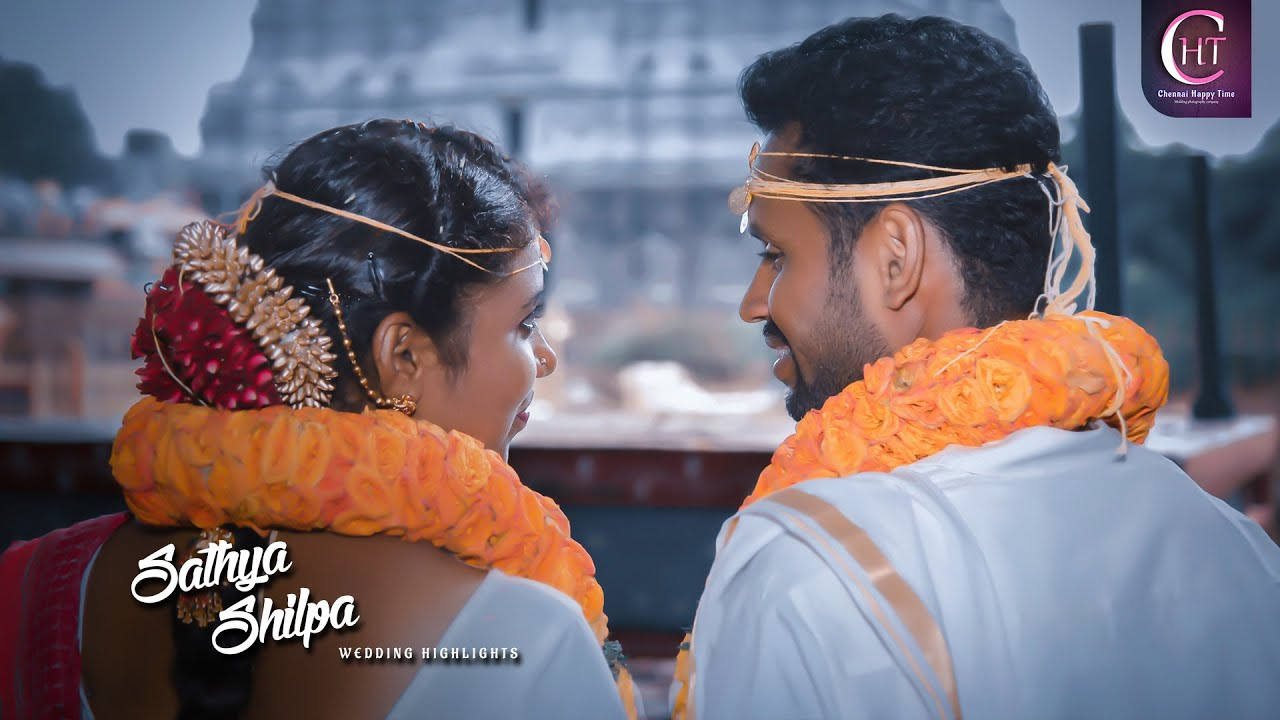 Couple Highlights | Sathiya & Shilpa