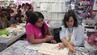 Manualidades -  Creaciones Lupita pintura en tela