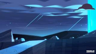 Steven universe Soundtrack - Night drive ( Extended)