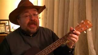 "Willard Losinger Performs ""Feo, fuerte y formal"" with Baritone Ukulele Accompaniment"