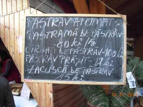 PIATA TARANEASCA/FARMERS MARKET - Bucharest, Romania