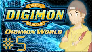 Digimon World Part 5: Savannah of Gears - Dylon Show