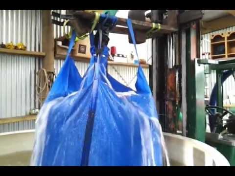 Seabed Sample Bag Test