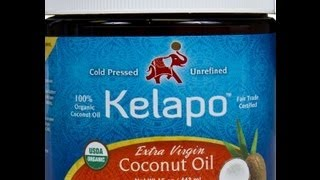 Kelapo Coconut Oil Review and Natural Oil Blend Recipe