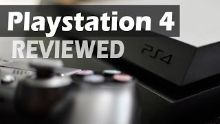 Playstation 4 - PS4 REVIEW