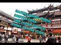 Backpacking China, South Korea and Japan advice. China travel Vlog.