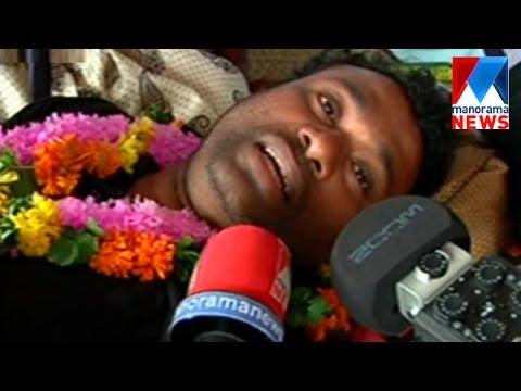 Kalabhavan manis brother begin indefinite fasting | Manorama News