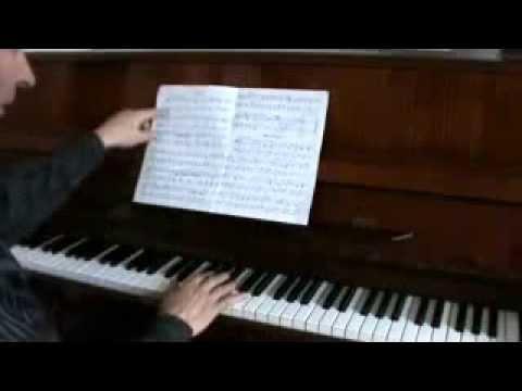 Урок пианино № 38. Как играть блюз на пианино - YouTube