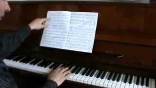 Урок пианино № 38. Как играть блюз на пианино(Этот видеоурок научит вас играть блюз на пианино., 2013-08-14T14:11:25.000Z)