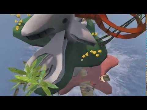 Gorillaz: Escape To Plastic Beach The Game Trailer
