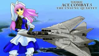 [Ace Combat][Piano Cover] First Flight ~ Komeiji Records
