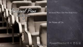 Emotional Piano Like Film Score Vol.2
